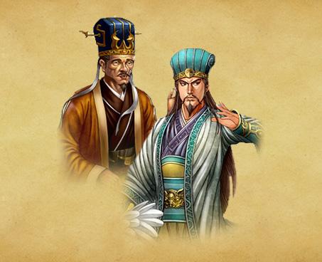 伏龙凤雏 - 西部落叶 - 《西部落叶》· 余文博客